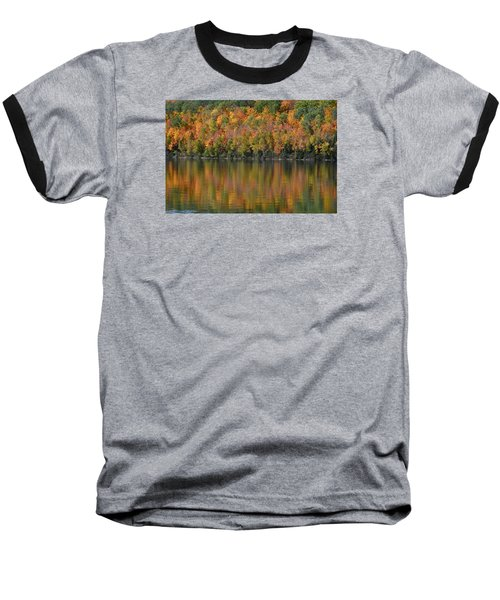 Ottawa National Forest Baseball T-Shirt by Dan Hefle