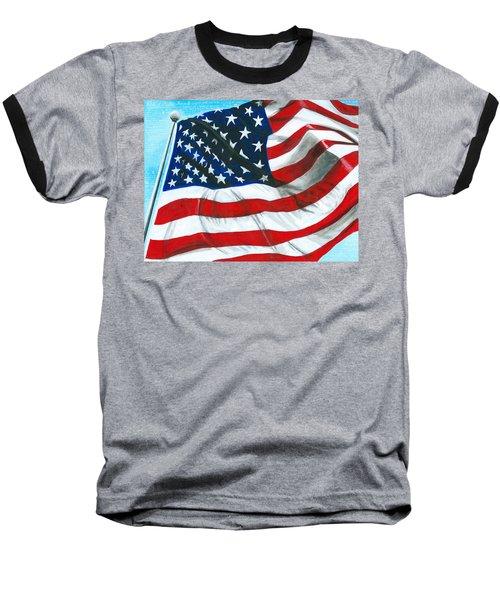 Our Civil Rights Baseball T-Shirt
