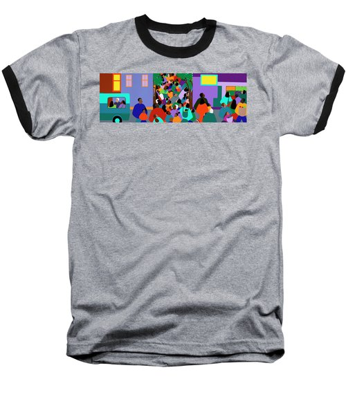 Our Community Baseball T-Shirt