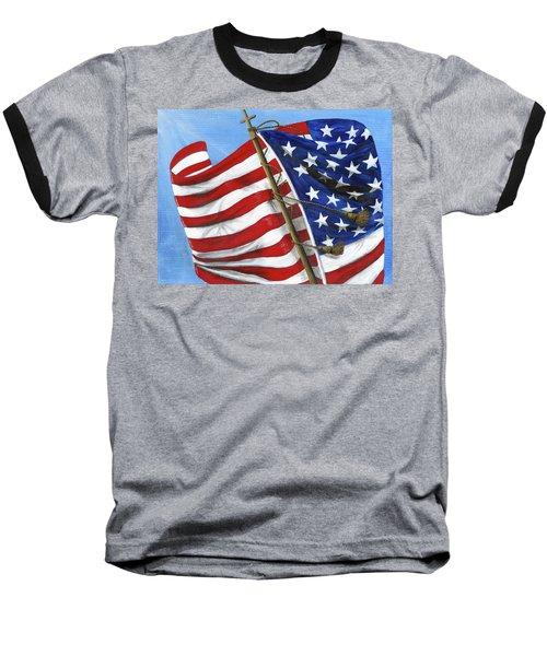 Our Founding Principles Baseball T-Shirt