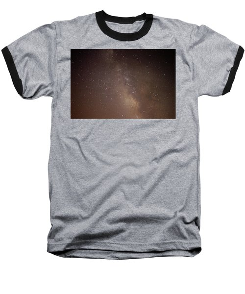 Our Galaxy I Baseball T-Shirt by Carolina Liechtenstein