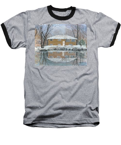 Our House Baseball T-Shirt