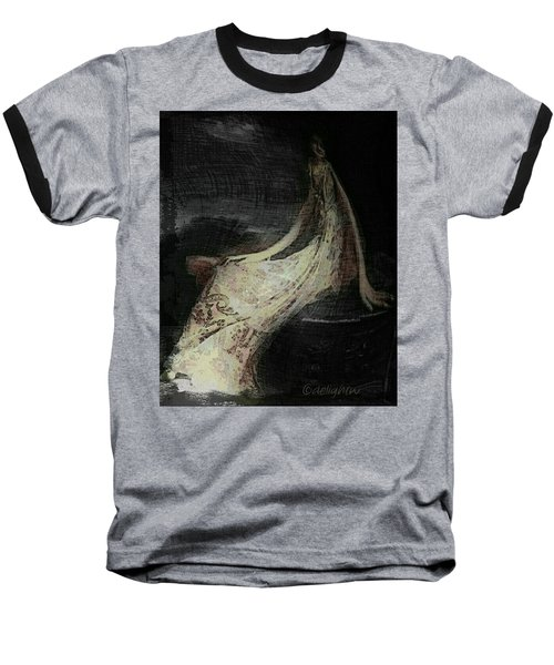 Our Lady Of The Mosaics Baseball T-Shirt
