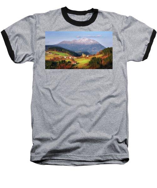 Our Little Switzerland Baseball T-Shirt