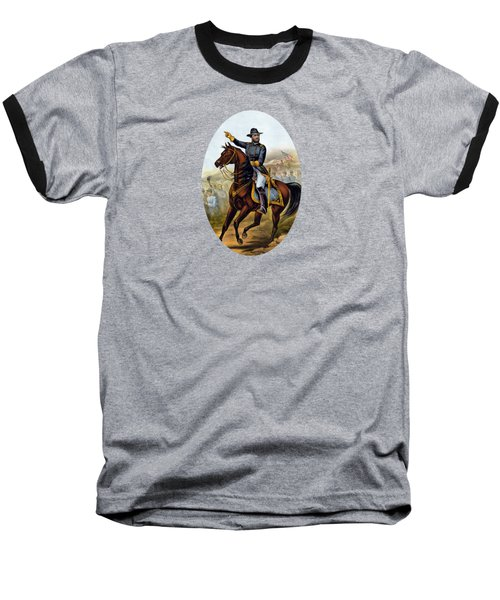 Our Old Commander - General Grant Baseball T-Shirt