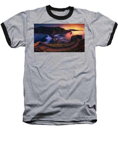 Our Small Wall Of China Baseball T-Shirt
