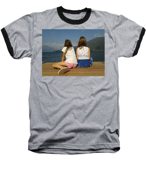 Our Wonderful Maty And Francy Baseball T-Shirt