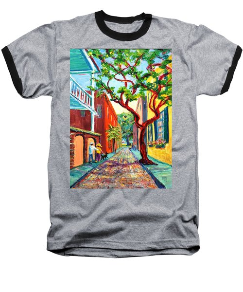 Out And About Baseball T-Shirt