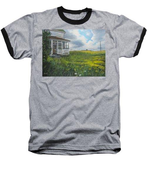 Out Back Baseball T-Shirt