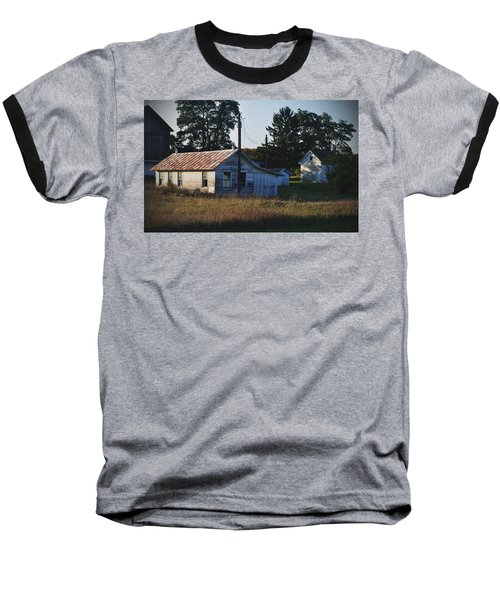 Out Building Baseball T-Shirt