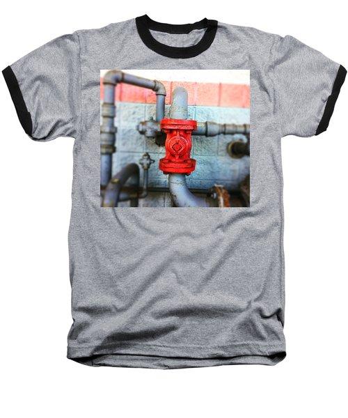 Out Cast Baseball T-Shirt