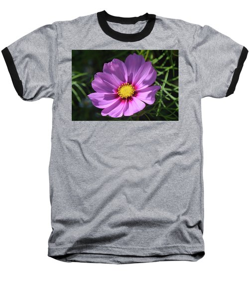 Baseball T-Shirt featuring the photograph Out In The Sun. by Terence Davis