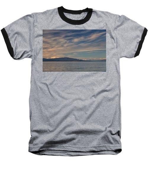 Out Like A Lamb Baseball T-Shirt by Randy Hall