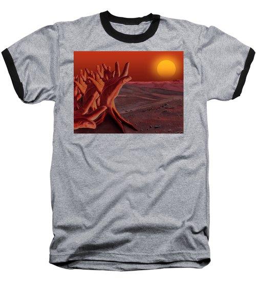 Out Of Hand Baseball T-Shirt
