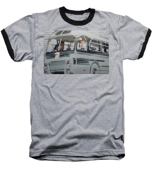Out Of Service Baseball T-Shirt