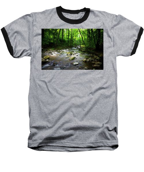 Out Of The Forest Baseball T-Shirt