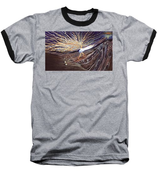 Out Of The Miry Clay Baseball T-Shirt