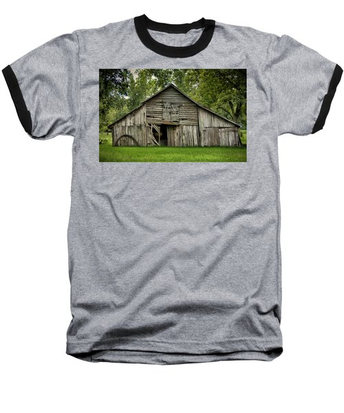 Out Of The Past Baseball T-Shirt