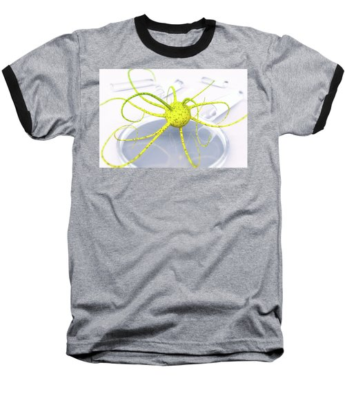 Out Of The Petri Dish... Baseball T-Shirt