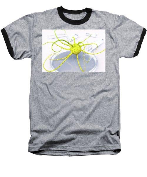 Out Of The Petri Dish... Baseball T-Shirt