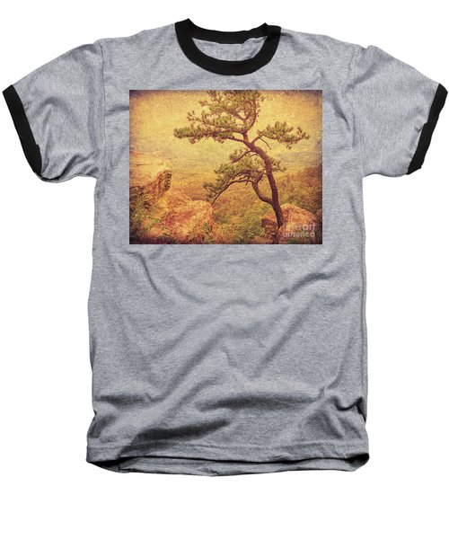 Out Of The Rock Baseball T-Shirt