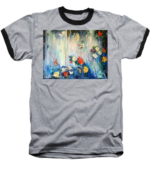Out Of Time Baseball T-Shirt