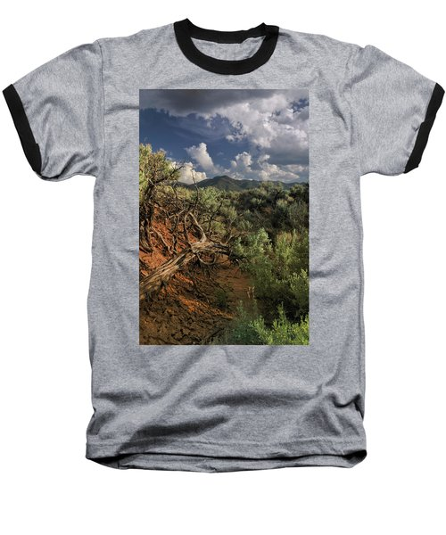 Out On The Mesa 2 Baseball T-Shirt