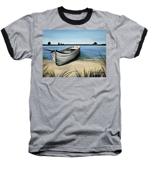 Out On The Water Baseball T-Shirt