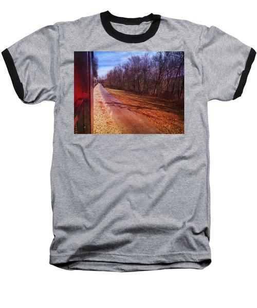 Out The Window Baseball T-Shirt
