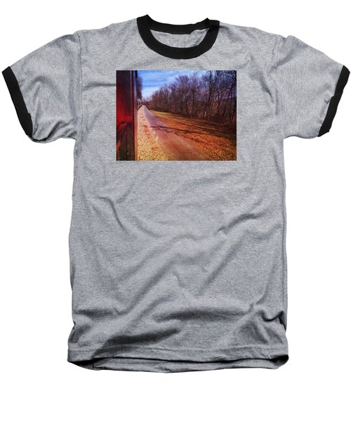 Out The Window Baseball T-Shirt