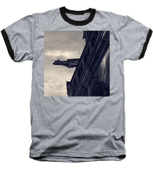 Out There Baseball T-Shirt by John Hansen