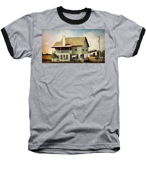 Out To Dry Baseball T-Shirt