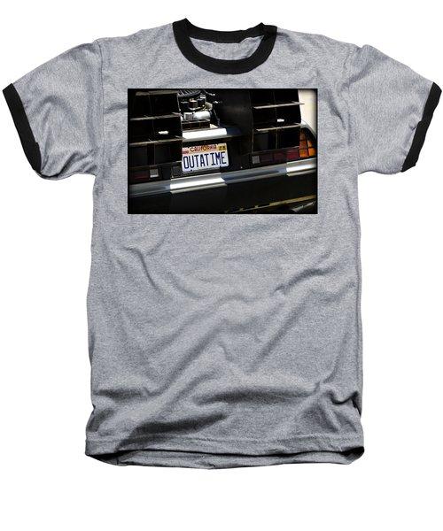 Outatime Baseball T-Shirt
