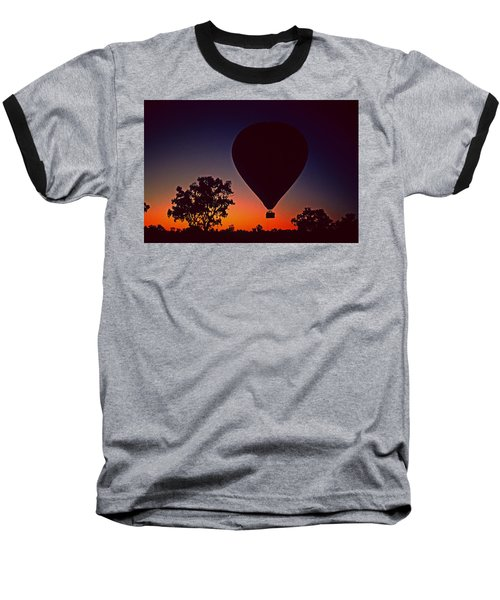 Outback Balloon Launch Baseball T-Shirt