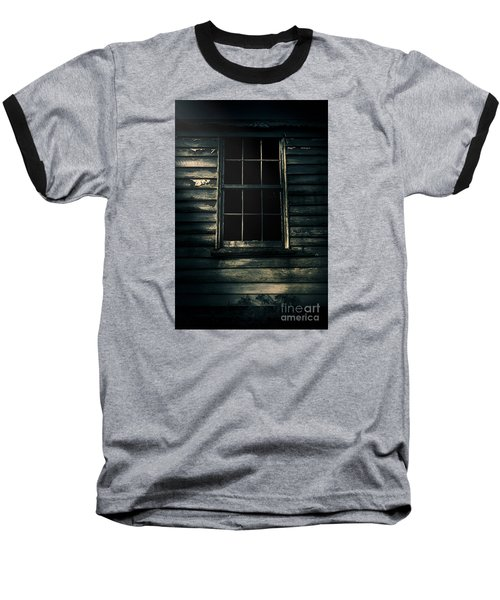 Baseball T-Shirt featuring the photograph Outback House Of Horrors by Jorgo Photography - Wall Art Gallery
