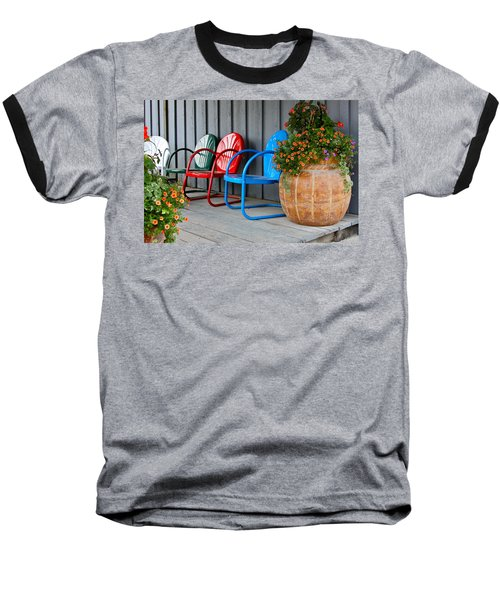 Outdoor Living Baseball T-Shirt