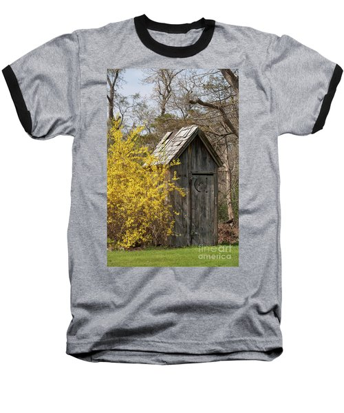 Outdoor Plumbing Baseball T-Shirt