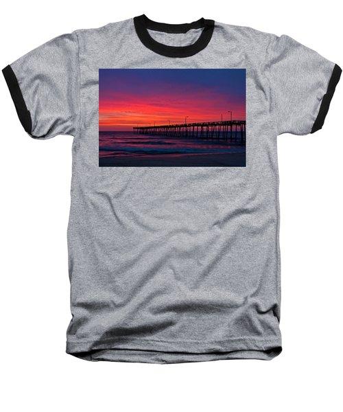 Outer Banks Sunrise Baseball T-Shirt