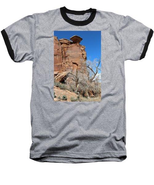 Outlaw Caprock Jump In Colorado Baseball T-Shirt
