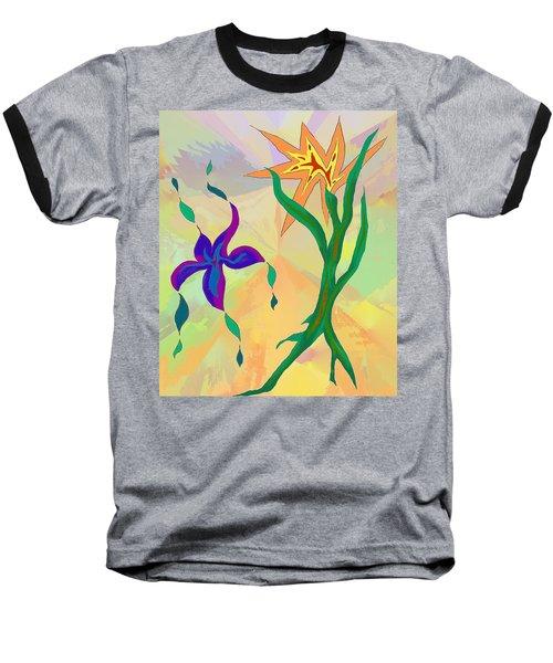 Outpost Baseball T-Shirt