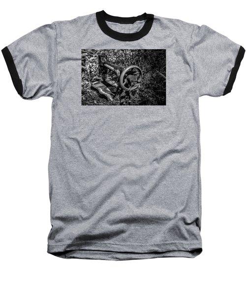 Outside The Quilt Shop Baseball T-Shirt