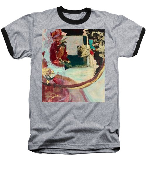 Outside The Realm Baseball T-Shirt