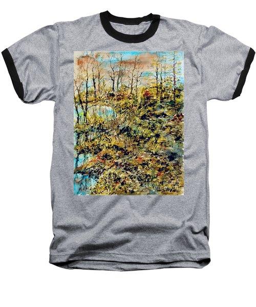 Outside Trodden Paths Baseball T-Shirt