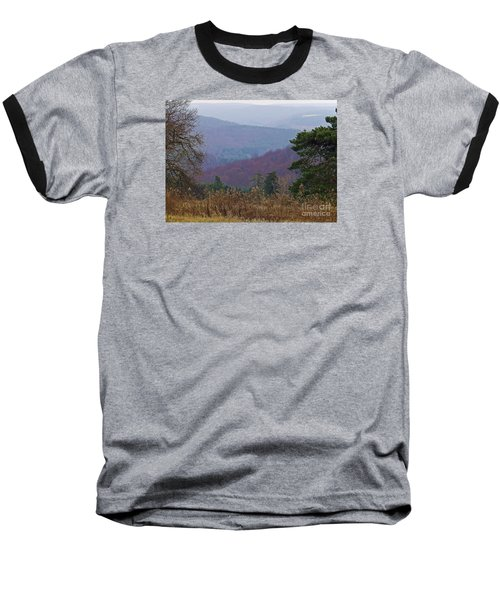 Baseball T-Shirt featuring the photograph Over And Over And Over by Christian Mattison