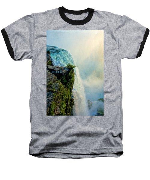 Over The Falls II Baseball T-Shirt