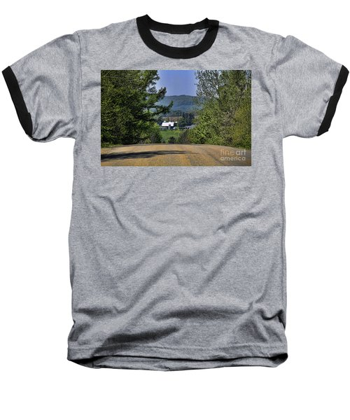 Over The Hill Baseball T-Shirt