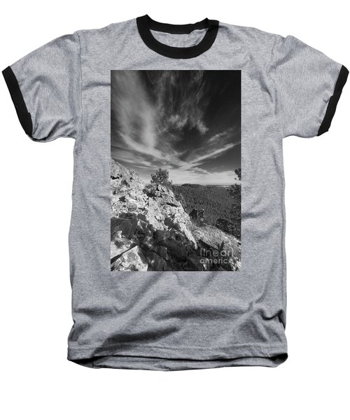 Over The Hills Baseball T-Shirt
