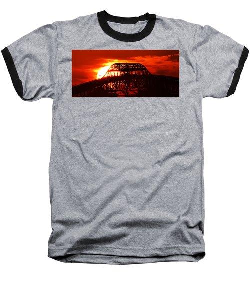 Over The Hump Baseball T-Shirt