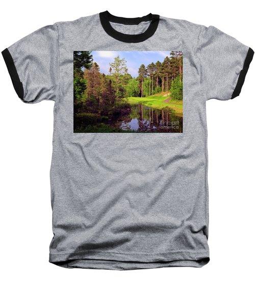 Over The Pond Baseball T-Shirt