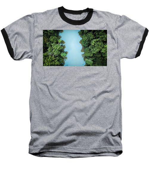 Over The River Baseball T-Shirt